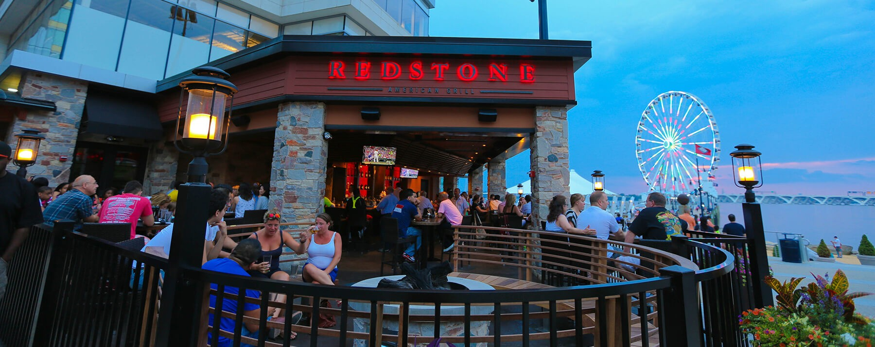 national harbor redstone grill. Cars Review. Best American Auto & Cars Review