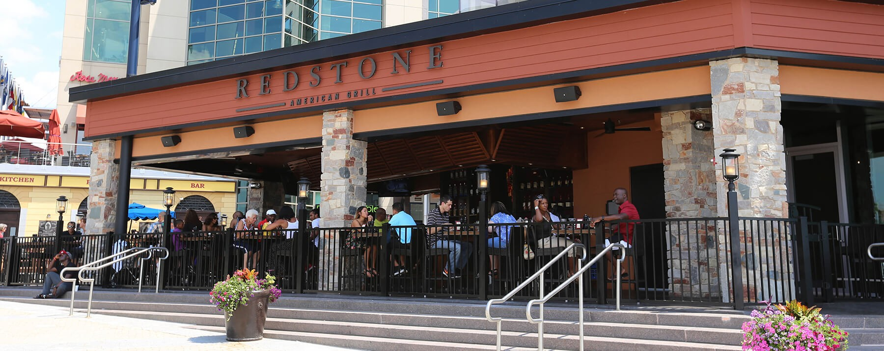 National Harbor | Redstone Grill